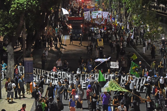 FIFA World Cup: Protests, Strikes Hit Brazil 28 Days From Mega-Event