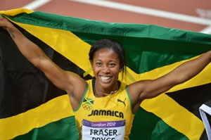 Shelly-Ann Fraser-Pryce to run the 100m in Paris