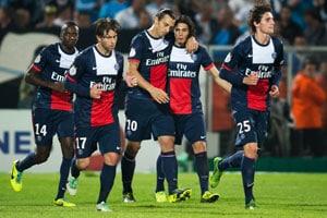 Ligue 1: Ten-man PSG battle back to down Marseille