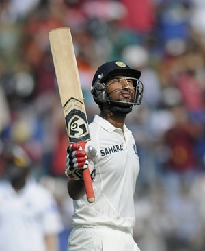 Live cricket score - India vs West Indies 2nd Test Day 2