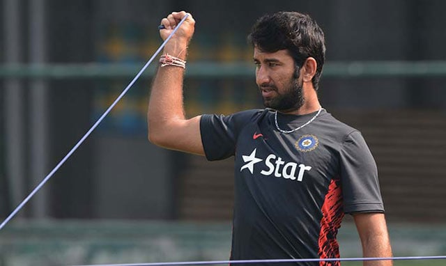 Cheteshwar Pujara turns to bowling in nets to cement ODI spot