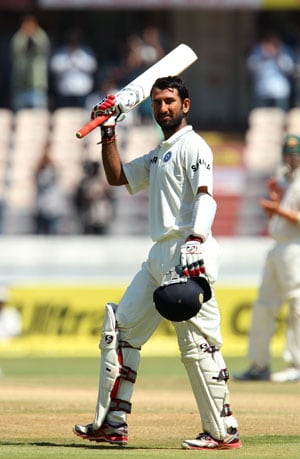 Aussies don't know how to go about on turners: Cheteshwar Pujara