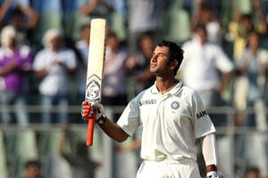 Cheteshwar Pujara has cricket in his blood