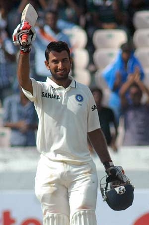 Pujara, Ashwin achieve career-best Test rankings
