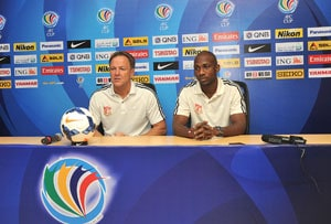 Pune FC face Tampines Rovers in a must-win AFC Cup game
