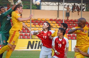 AFC Cup: Pune FC ousted after 3-3 draw against Nay Pyi Taw FC