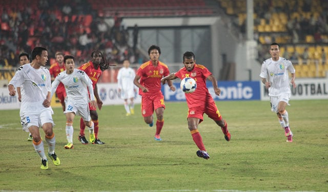 AFC Champions League: Pune FC go down 0-3 to Hanoi T&T FC