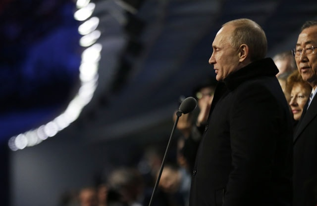 Sochi 2014: Vladimir Putin's Winter Games sparkle despite shadows of doubt