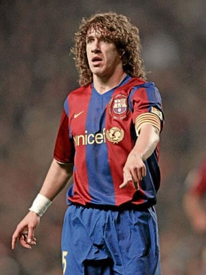Carles Puyol Bids Emotional Farewell to FC Barcelona After 15 Seasons