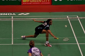 PV Sindhu aiming to reach World Top-6 in 2014