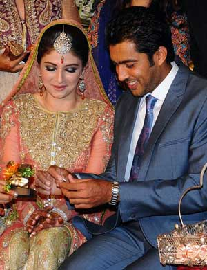 Pakistani tennis ace Aisam-ul-Haq Qureshi gets engaged