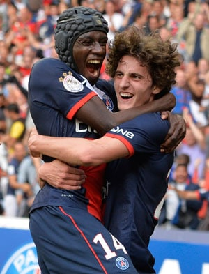 Ligue 1: Adrien Rabiot saves PSG blushes, Lyon misery continues