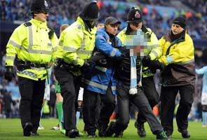 Arrest over racist chanting at Manchester derby
