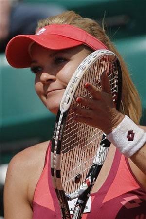 French Open: Agnieszka Radwanska beats 2008 champion Ana Ivanovic, through to quarterfinals