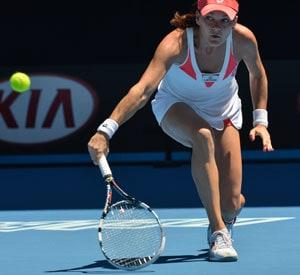 Agnieszka Radwanska sizzles in Melbourne
