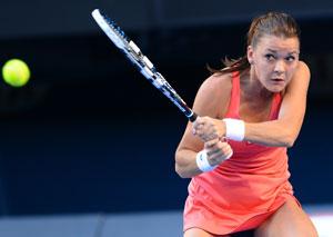 Agnieszka Radwanska wins 13th match in a row, into quarter final