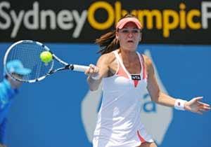 Radwanska makes it six straight wins in Sydney
