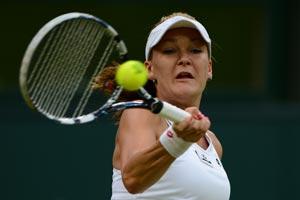 Wimbledon 2012: Agnieszka Radwanksa in last 16
