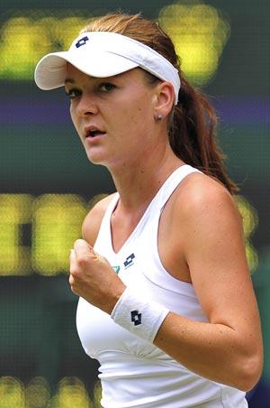Wimbledon 2012: Agnieszka Radwanska reaches first final