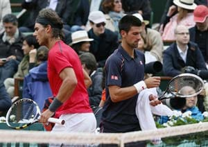 Djokovic looking forward to long rivalry with Nadal