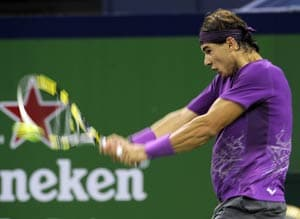 Nadal, Murray advance in Shanghai Masters