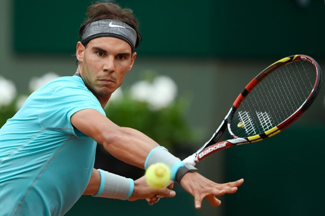 French Open: Rafael Nadal Racks up 60th Win Despite Snub