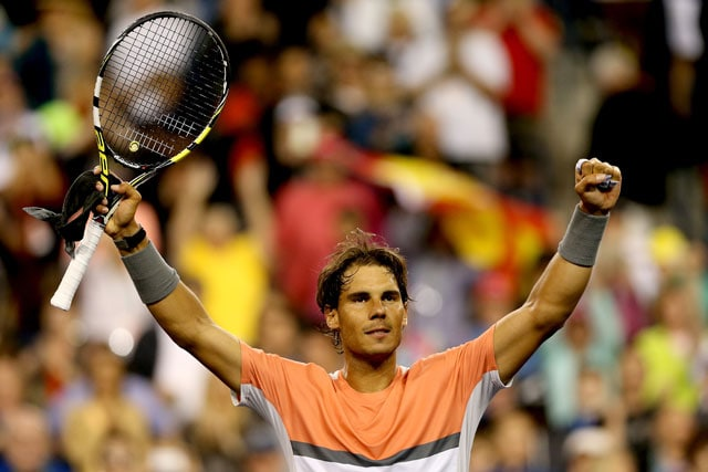 Rafael Nadal battles into Indian Wells third round