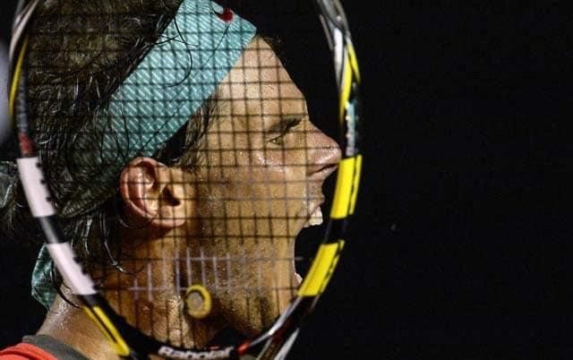 Rafael Nadal survives to reach Rio final