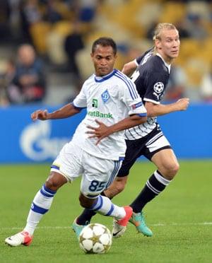 Champions League: Dynamo Kiev beats Dinamo Zagreb 2-0