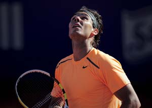 Home comforts help Nadal cope