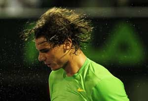Nadal through to second round in straight sets