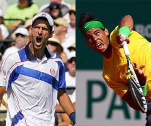 Nadal, Djokovic put winning streaks on Madrid line