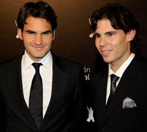 Nadal, Federer rift emerges at Australian Open