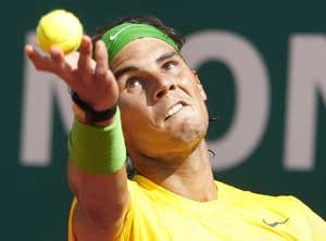 Nadal in command on clay with opening win