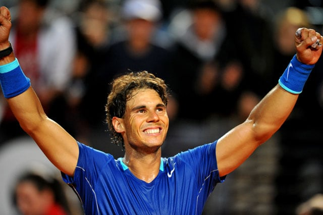 Italian Open: Rafael Nadal to Battle Novak Djokovic, Serena Williams to Meet Sara Errani in Final