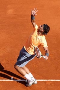 Rafael Nadal's French Open bounce after eighth Monte Carlo
