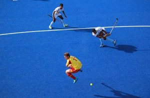India goes down to Spain in the last warm-up before Olympics