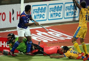 HIL: Raghunath strikes four as UP claim 3rd spot after beating Punjab