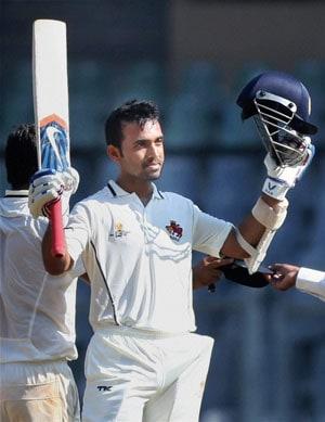 Ranji Trophy: Ajinkya Rahane century takes Mumbai closer to huge win over Vidarbha