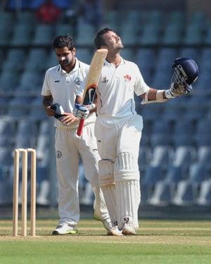 Ranji hundred crucial ahead of South Africa tour, says Ajinkya Rahane
