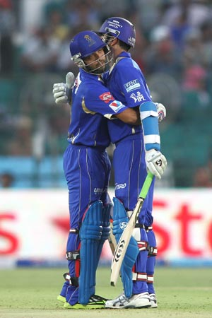 IPL 2013 Statistical highlights: Seven wins in seven at home for unstoppable Rajasthan Royals