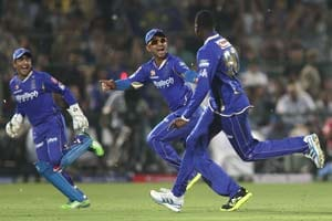 Rajasthan defeat Kolkata: Statistical highlights from the IPL match