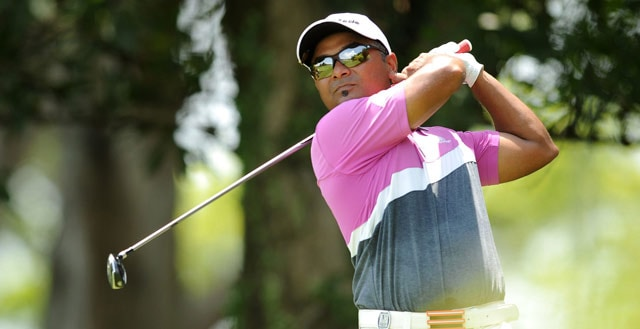 Patient Rahil Gangjee seeks Return to Winner's Circle on Asian Golf Tour