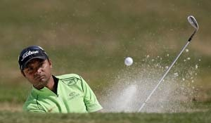 Rahil Gangjee opens season with top-10 finish, Lankan Mithun Perera misses title