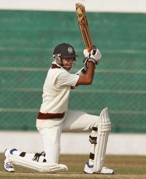 Uttar Pradesh batsmen get going vs Haryana after conceding first innings lead