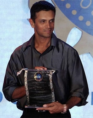 Rahul Dravid; Memorable at the Memorial