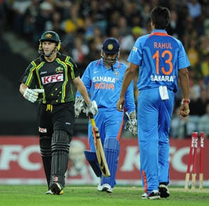 Vinay's redemption and Rohit's misfortune