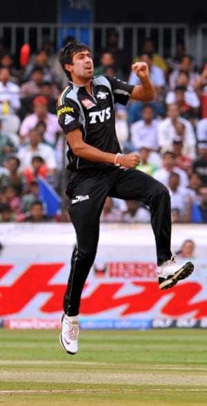IPL 4 has been a turning point: Rahul Sharma