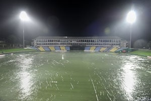 New Zealand-Sri Lanka T20 game cancelled due to rain