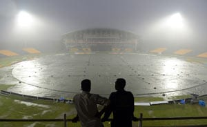 Sri Lanka wins rain-hit ODI series vs. New Zealand